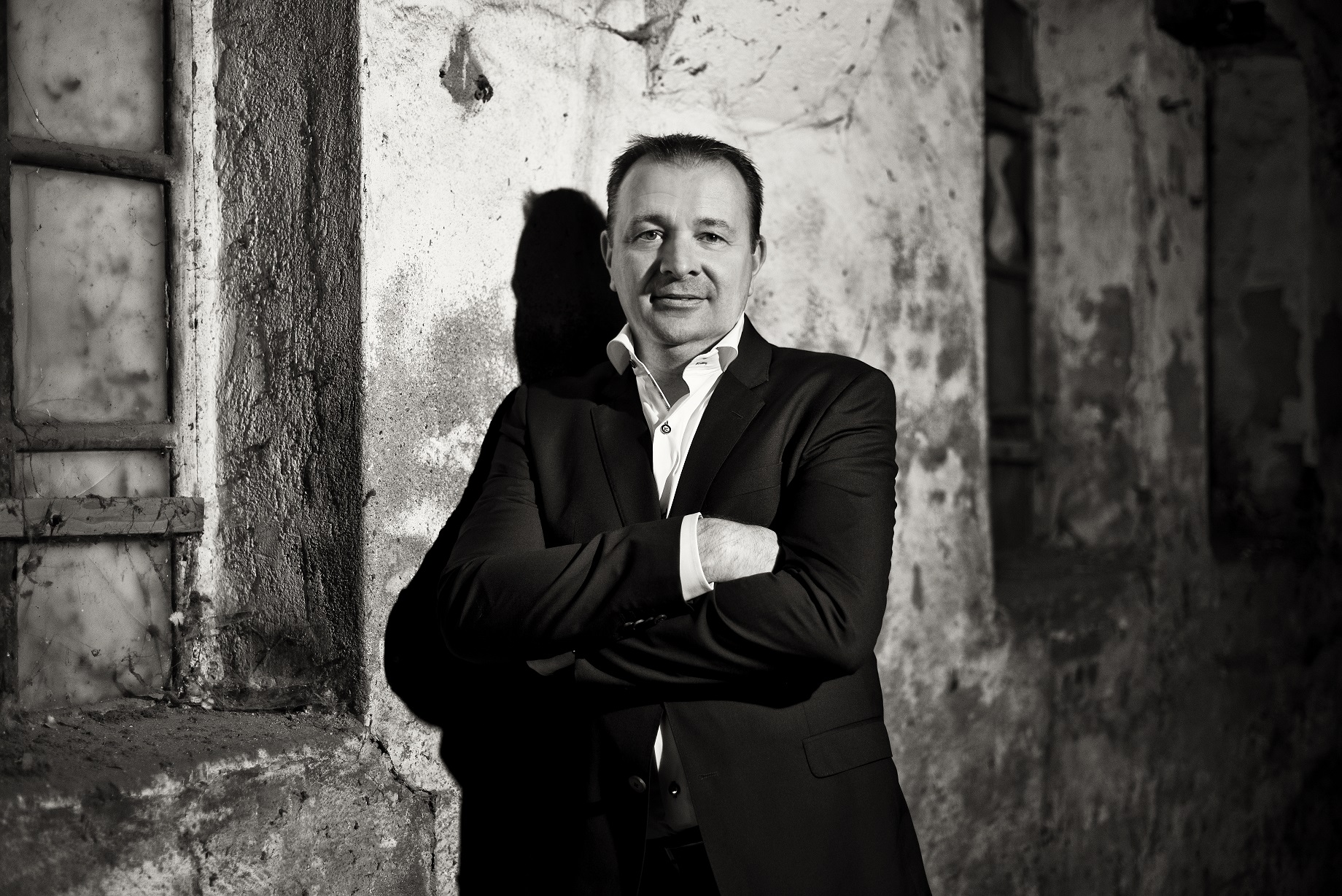 Leon Timmermans Portret