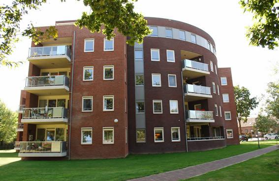 Panningen – Ringovenpark gebouw C – 20 woningen