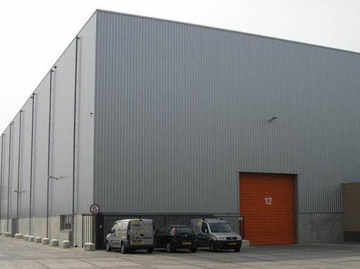 Roermond – SIF Productiehal – 7890m2