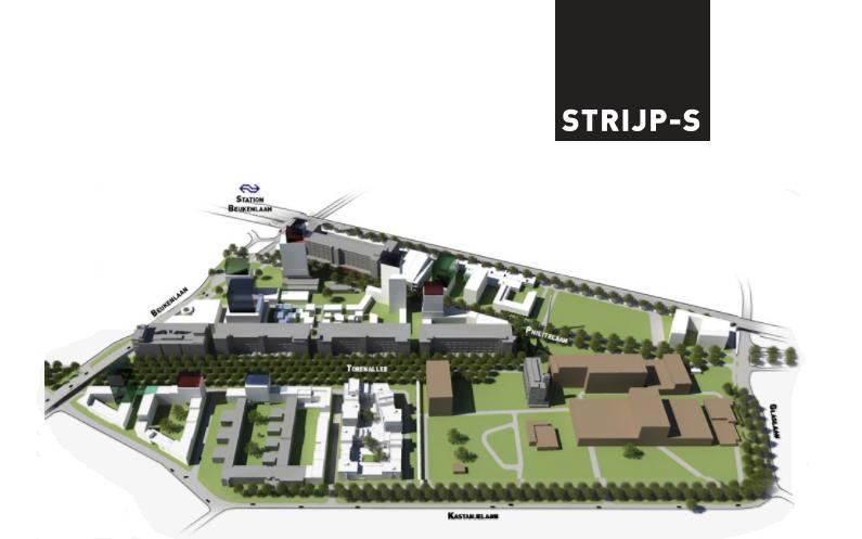 Park Strijp Beheer – Eindhoven (NL): Financieel vastgoed informatie beheer systeem