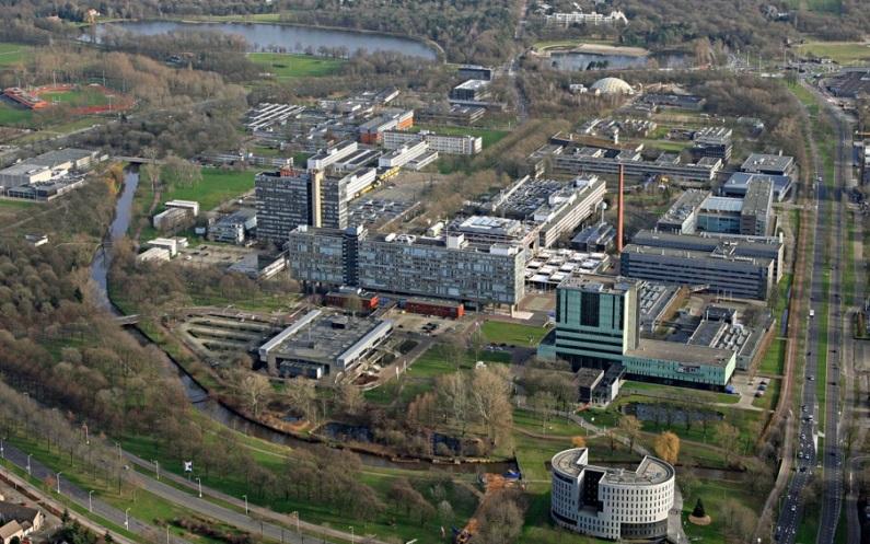 Technische Universiteit – Eindhoven (NL): Ruimtemanagement