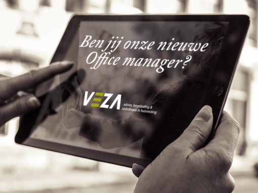 Vacature: Office Manager
