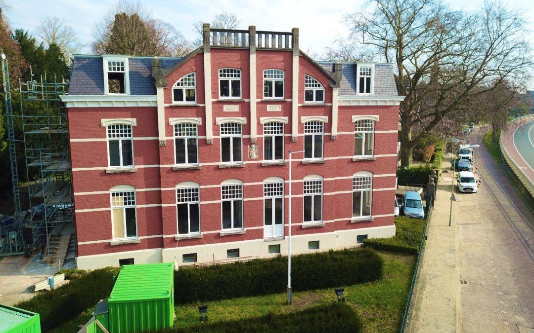 Villa Sint Michael – Maastricht (NL) – Advisering subsidietrajecten rijksmonument