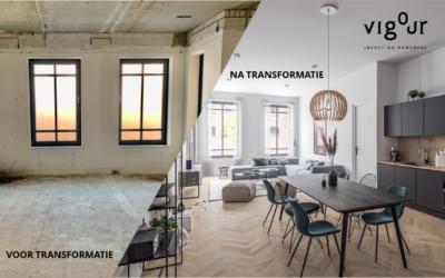 Vigour Investments – Weert (NL): Start transformatie kantoor naar woningen
