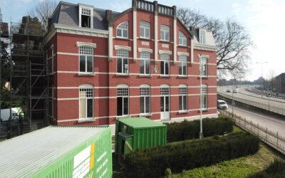 VVE Villa Sint Michael – Maastricht (NL): Rijksdienst voor Cultureel Erfgoed toewijzing subsidies