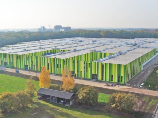 Brainport Industrie Campus – Administratief en Financieel vastgoedbeheer 100.000 m²